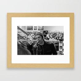 Beady Eye #1 (Limited Edition) Framed Art Print