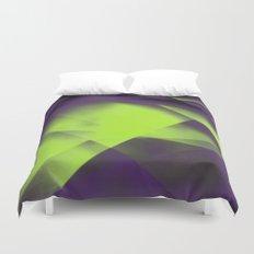 Purple Color Package Duvet Cover