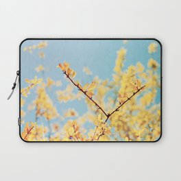 Golden Fall Laptop Sleeve