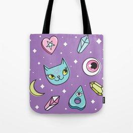 Girl Stuff Tote Bag