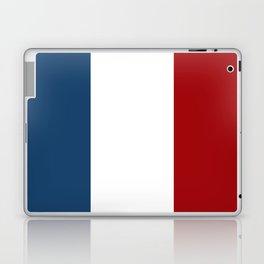 France: French Flag Laptop & iPad Skin