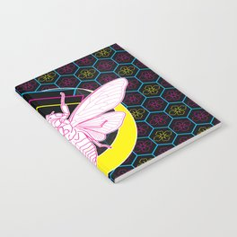 Geometric Cicada Notebook