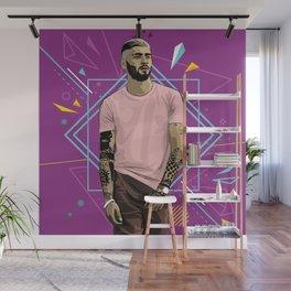 Zayn art Wall Mural