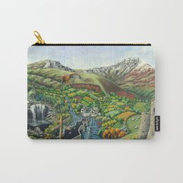 Prelude To Powys Carry-All Pouch