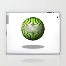 Green Star Globe Laptop & iPad Skin