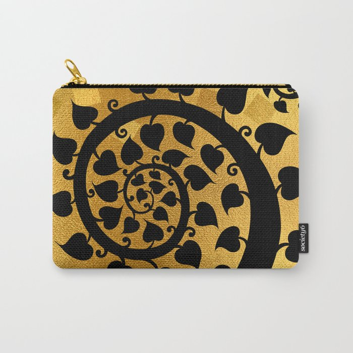 Bodhi Tree0601 Carry-All Pouch