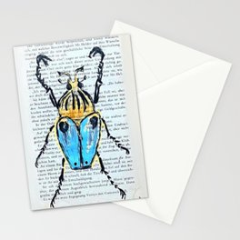 Libro a color Stationery Cards