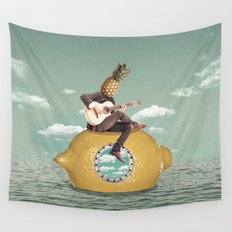 Sweet Music Wall Tapestry