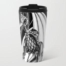 Dragon Bird Travel Mug