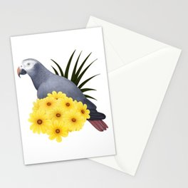 Timneh African Grey Stationery Cards