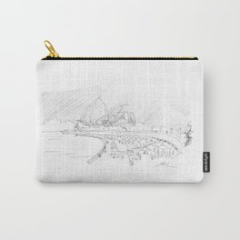 Sydney Carry-All Pouch