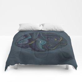Liquid Metal Comforters