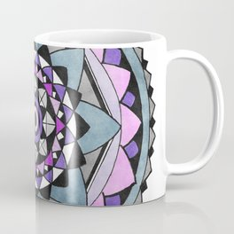 Mandala - A Prayer For Peace Coffee Mug
