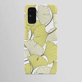 ginkgo leaves (special edition) Android Case