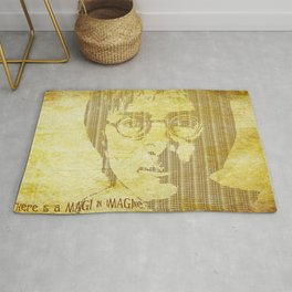 There is a MAGI in Imagine Rug