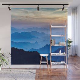 Mountains 11 Wall Mural