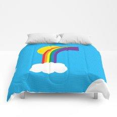 R for Rainbow Comforters