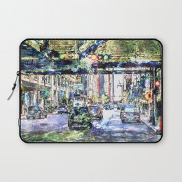 Scenes In The City Laptop Sleeve