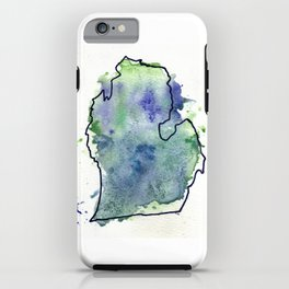 The Great Lakes State iPhone Case