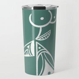 Sowi'yngwa - Deer Travel Mug