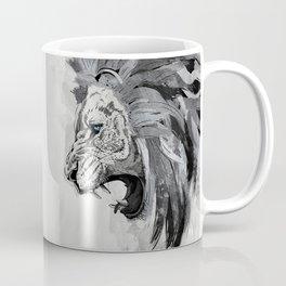 Lion - The king of the jungle Coffee Mug