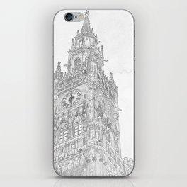 Tower of Big Ben iPhone Skin