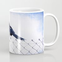 pie Mugs featuring Pie by Clémence Aresu