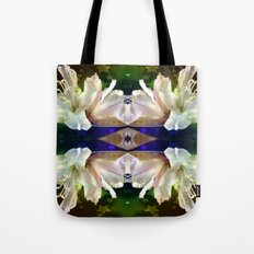 Flowers in the Starlight Tote Bag