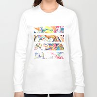 labyrinth Long Sleeve T-shirts featuring LABYRINTH by Don Giancarli