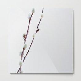 tuck floral 5 Metal Print