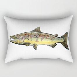 The atlantic salmon. Rectangular Pillow