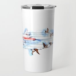 Air Canada Goose Travel Mug