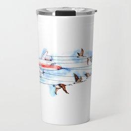 Air Canada Goose Travel Mug