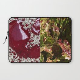 Dog's blood & spotted trout lettuce Laptop Sleeve