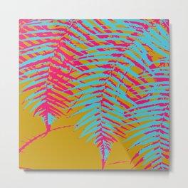 colorful tropics Metal Print