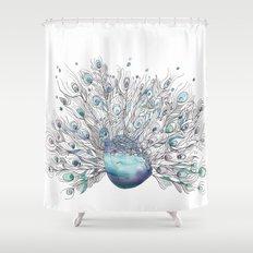 Glory Days Shower Curtain