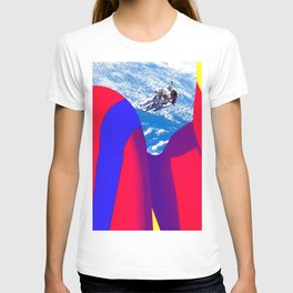 Space Woman T-shirt