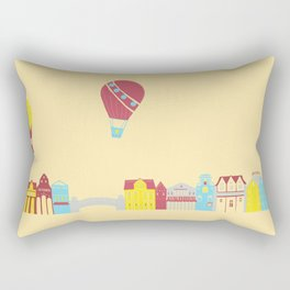 sweet city Rectangular Pillow
