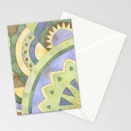 Mandala Circus1 Stationery Cards
