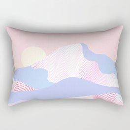Dune Sun Rectangular Pillow