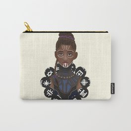 Shuri, Genius and Princess Carry-All Pouch