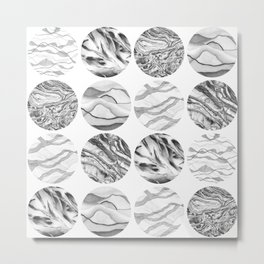 Circle Series 1 Metal Print