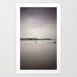 Thin Fog #2 Art Print