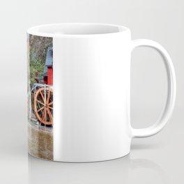 North Carolina Waterfall and Mill Coffee Mug