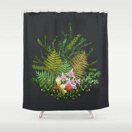 Bog Bouquet Shower Curtain
