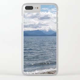 Remember Clear iPhone Case