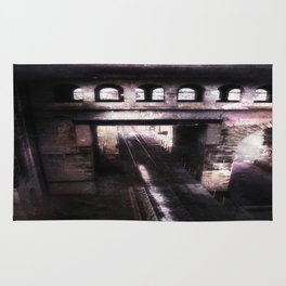 Over the Railroad Rug