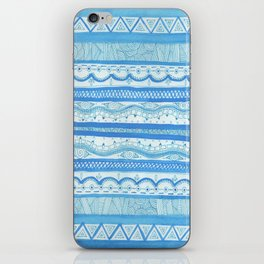 Doodle #2 iPhone Skin