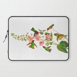 Columbian Hummingbird Laptop Sleeve