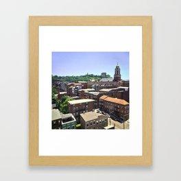 Pendleton Framed Art Print